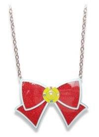 Sailor Moon Glitter Ribbon Necklace