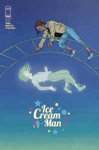 Ice Cream Man #7 Signed