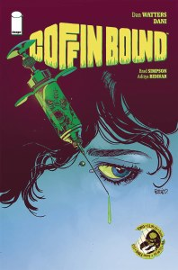 Coffin Bound #2 Signed