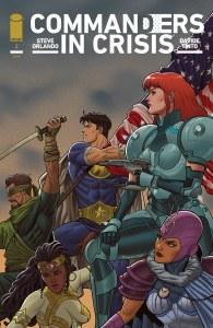 Commanders In Crisis #2 25 Copy Variant