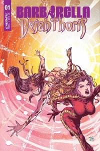 Barbarella Dejah Thoris #1