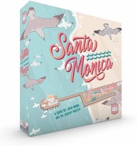 Santa Monica Card Game