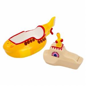 Beatles Yellow Submarine Salt Pepper Shakers