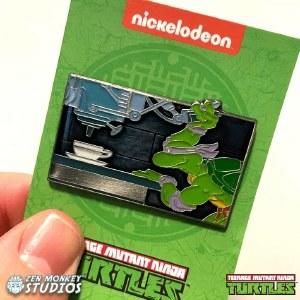 TMNT Donatello Does Machines Collectible Enamel Pin
