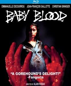 Baby Blood Blu ray