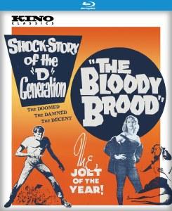 Bloody Brood Blu ray