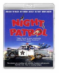 Night Patrol Blu Ray