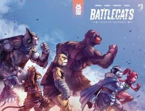 Battlecats Tales of Valderia #3