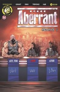 Aberrant Season 2 #3 (of 5) Cvr A Leon Dias (Mr)