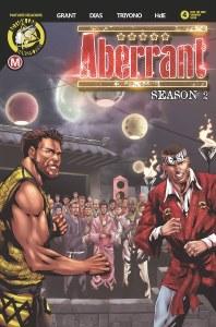 Aberrant Season 2 #4 Cvr B