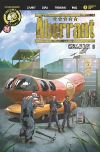Aberrant Season 2 #5 Cvr B