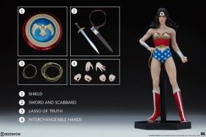 Wonder Woman 1/6 Scale Action Figure