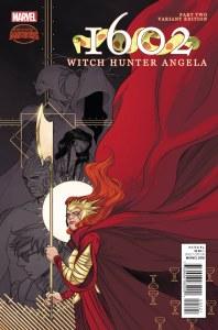 1602 Witch Hunter Angela #2 Var
