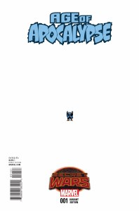 Age of Apocalypse #1 Variant Ant