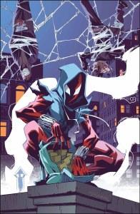 Ben Reilly Scarlet Spider #14 Leg