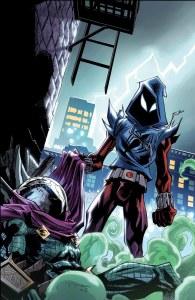 Ben Reilly Scarlet Spider #18
