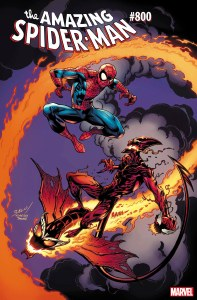 Amazing Spider-Man #800 Mark Bagley Variant