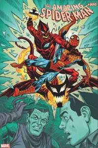 Amazing Spider-Man #800 Frenz Var