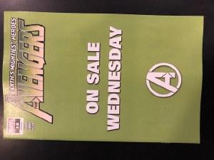 Avengers #34 Marvel Wednesday Variant