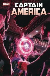 Captain America #16