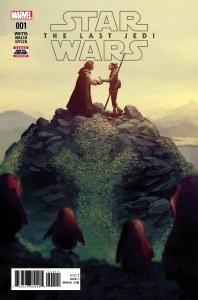 Star Wars Last Jedi #1