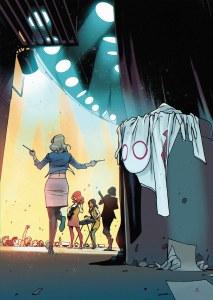 Spider-Gwen Ghost Spider #10