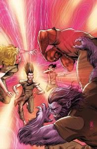 Age of X-Man Prisoner X #5