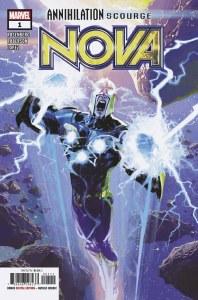 Annihilation Scourge Nova #1