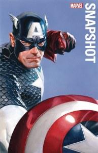 Captain America Marvels Snapshot #1