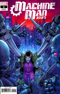 2020 Machine Man #2 Ryp Var