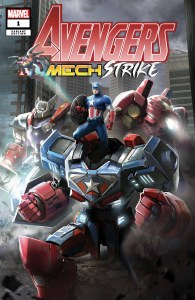 Avengers Mech Strike #1 Sng Variant