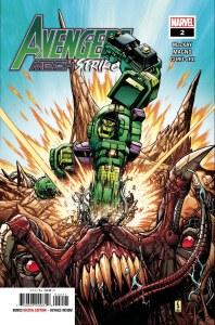 Avengers Mech Strike #2