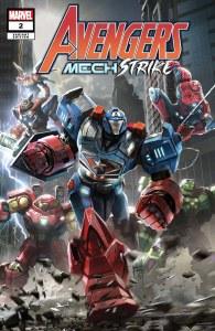 Avengers Mech Strike #2 Sng Variant