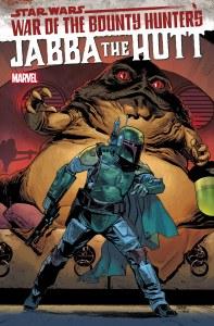 Star Wars War of the Bounty Hunters Jabba the Hutt #1