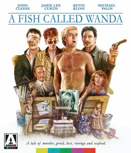 A Fish Called Wanda Blu ray