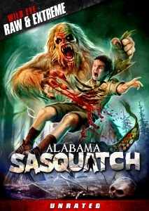Alabama Sasquatch DVD