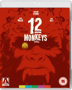 12 Monkeys Blu ray
