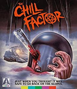 Chill Factor Blu ray