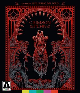 Crimson Peak Blu ray