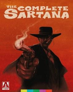 Complete Sartana Standard Box Blu ray