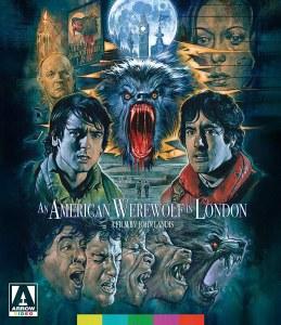 An American Werewolf in London Blu ray standard edition
