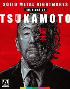 Solid Metal Nightmares The Films of Shinya Tsukamoto Blu ray Standard Edition