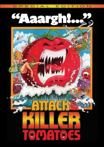 Attack of the Killer Tomatoes DVD