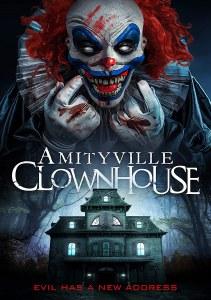 Amityville Clownhouse DVD