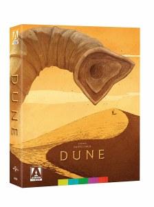 Dune Blu ray