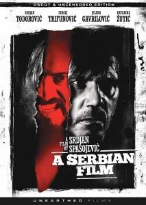 A Serbian Film Uncut and Uncensored DVD
