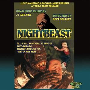 Nightbeast Blu ray
