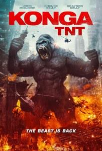 Konga TNT DVD