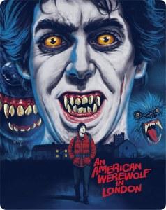An American Werewolf in London Steelbook Blu ray