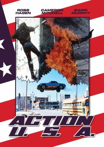 Action U.S.A. DVD